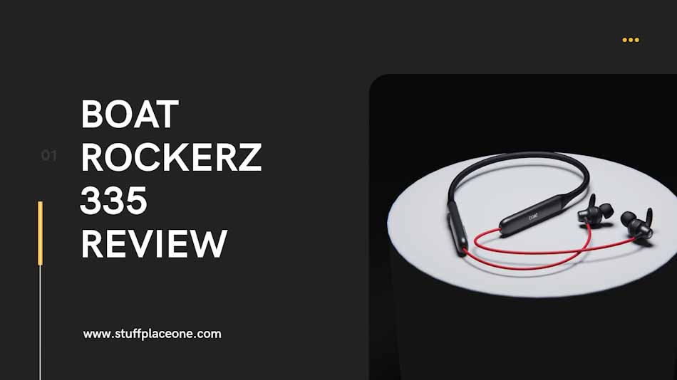 boat Rockerz 335 review