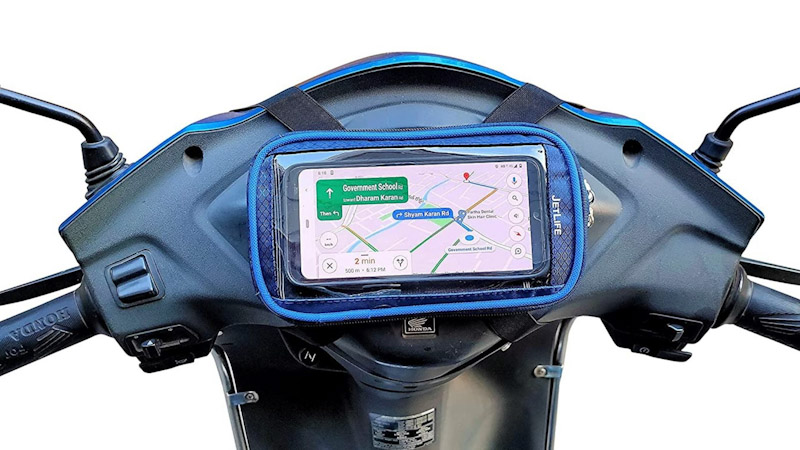 Top 5 Best Mobile Holder For Bike in India 2021